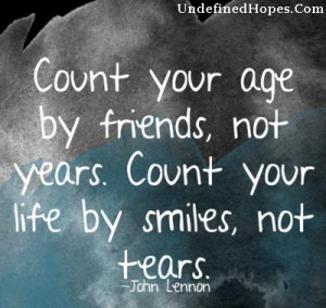 age, amazing, beatles, colorful, cool, count, dreams, friends, hope ...