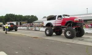 Ford vs Dodge Tug of War