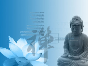 lotus buddha diamond sutra quote hd wallpapers categories lord buddha ...