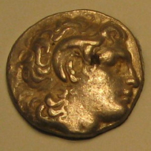 Alexander the Great Coin - CC Flickr User brewbooks