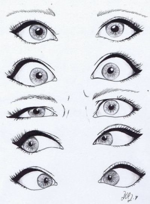 Tumblr Eyes Drawing Eyes drawing