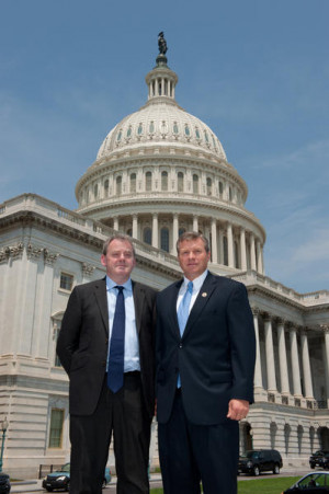 Washington — U.S. Rep. Charlie Dent had some advice for his British ...