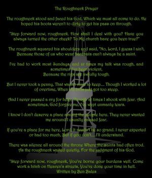 Oilfield Poems