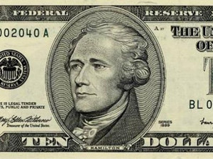 ... Hamilton, the father of the First National Bank of the United States