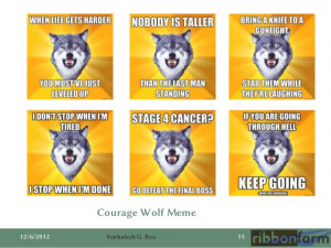 Courage Wolf Courage Wolf Quotes Courage