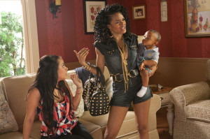 ... star as Nanny in Lionsgate Films' Madea's Big Happy Family (2011