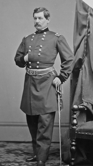 Maj. Gen. George B. McClellan