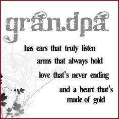 of gold grandbaby quotes grandparents gift gift ideas quotes grandpa ...
