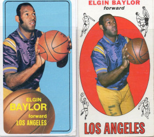 Elgin Baylor Picture