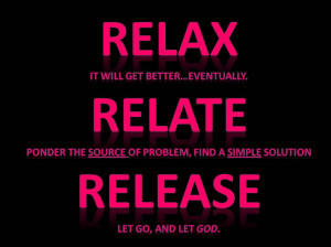 Relax Relate Release