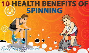 10 Health Benefits Of Spinning
