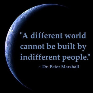 Indifferent people