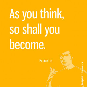 bruceleequote7 Dare To Be Great Quotes