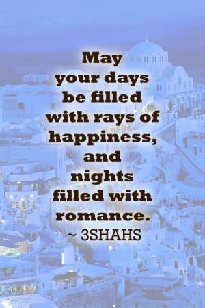 Romantic quote #3shahs