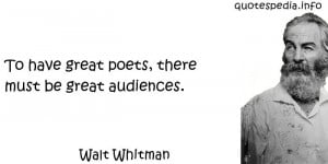 Quotes by Famous Poets Poetry