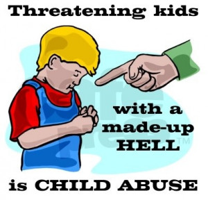Read your state's definition of emotional abuse in children.
