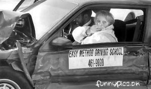 Funny Pics > Funny Pics > Driving school