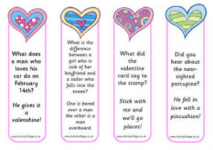 More Valentine's Day Printables