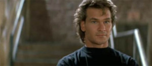 patrick swayze roadhouse weight