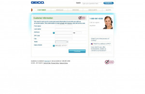 GEICO Insurance Quote