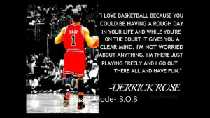 ... Quotes , Derrick Rose Wallpaper , Derrick Rose Quotes , Basketball
