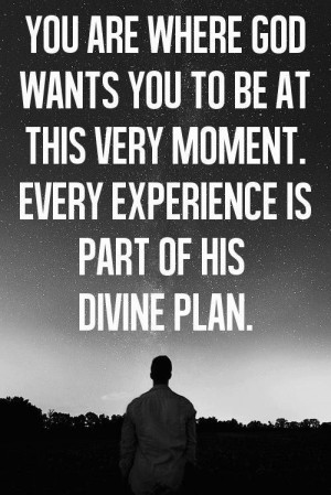 ... He will lead you into the life of blessing that He has prepared for
