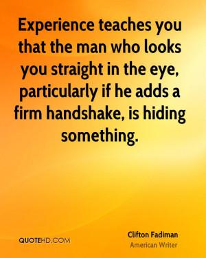 Clifton Fadiman Quotes
