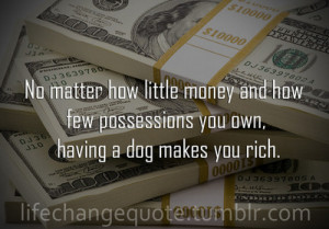 No Matter How Little Money And How Few Possessions You Own, Having A ...