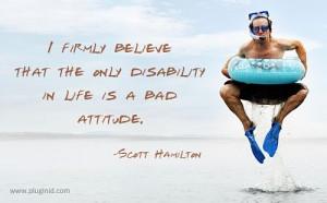 "Attitude Quotes for Women | Scott Hamilton – ""Bad Attitude ..."