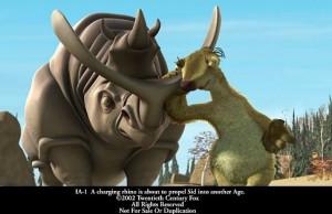 28 february 2002 titles ice age characters sid rhino ice age