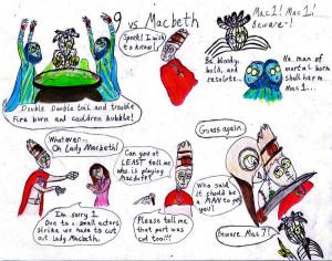 ... Macduff Like Macduff's Son Lady Macduff Quotes Lady Macduff and Her