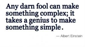 ... equations!! lmbo, oh the irony!!! ... he's still a genius :o