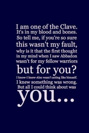quote - Jace
