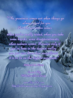 Winter Blues pictures and quotes | My Poems, Recipes, English ...