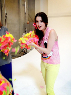 Laura Marano Shoot April Had