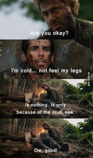 Tropic Thunder You Dont Understand How Funny This Movie