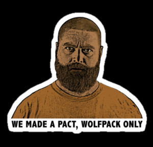 ... towel › Portfolio › The Hangover 2 movie funny Alan quote wolfpack