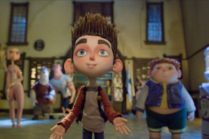 ParaNorman Quotes - 'There's nothing wrong with being scared, Norman.'