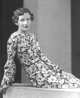 Nancy Mitford, author of The Pursuit of Love.