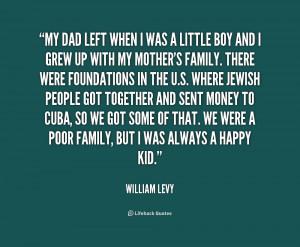 My Dad Left Quotes