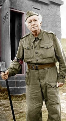 Why I hate Private Godfrey: Actor Arnold Ridley's son on how Dad's ...