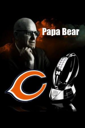 Bears / Da Bears Pappa Bear: Bears Fans, Gsh Papabear, Papa Bears ...