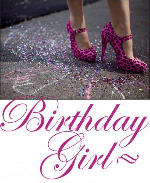BIRTHDAY GIRL! Pink Leopard Print Platform Mary Janes!