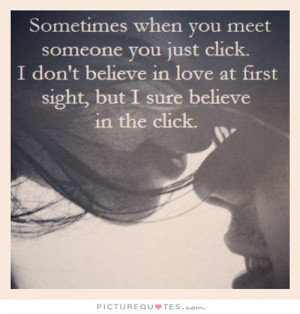 Love Quotes Love At First Sight Quotes