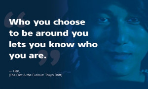 ... , Furious Movie, Movie Quotes, Choose Wise, Fast And Furious Han