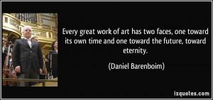 More Daniel Barenboim Quotes