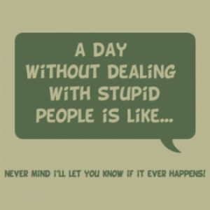 Sarcastic Quotes About Negative People | Day Without Dealing With ...