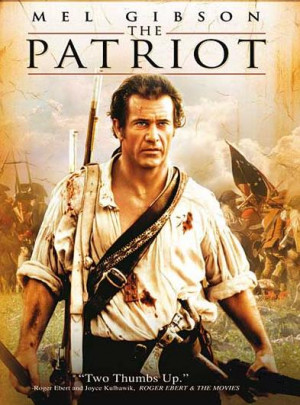 Isaacs) in the Revolutionary War motion picture The Patriot (2000