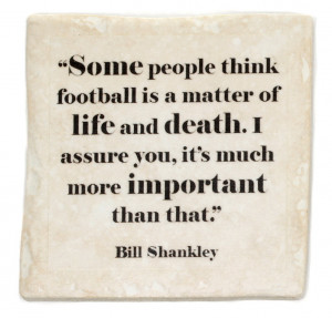 Football Quotes Set of 4 football quotes