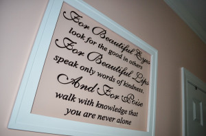 Love My Baby Daddy Quotes We have a large curio cabinet